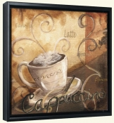 La Caffe II  -Canvas Art Print
