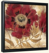 RH-Red Poppy  -Canvas Art Print