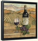 Merlot  -Canvas Art Print