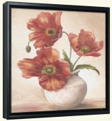 Amandas Poppies  -Canvas Art Print