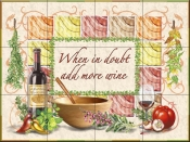 Add More Wine-RS - Tile Mural