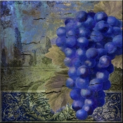 Vino Blu One - CB - Accent Tile