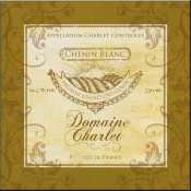 Wine Label 5 Domaine Charlet - FSG - Accent Tile