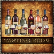 DM-Tasting Room - Accent Tile